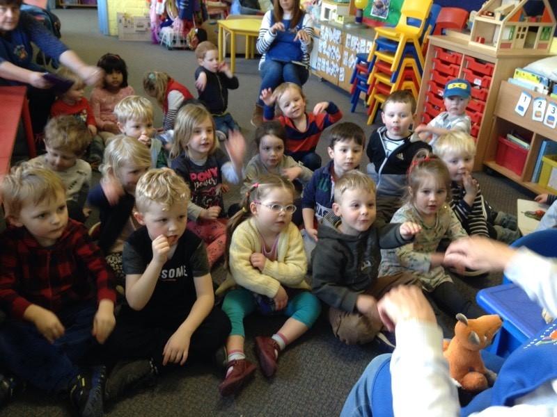 Children's playgroup